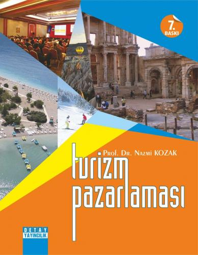Detay Turizm Pazarlaması - Nazmi Kozak %15 indirimli