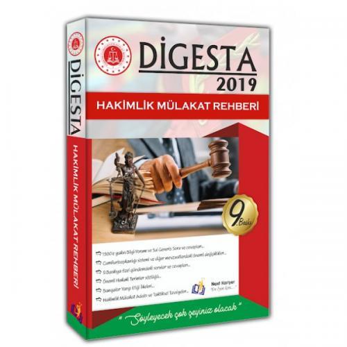 Next Level Kariyer Digesta Hakimlik Mülakat Rehberi 2019
