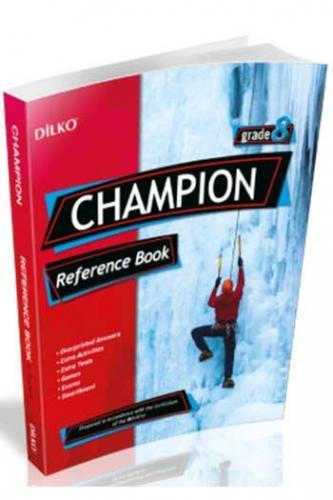 Dilko Yayıncılık 8. Sınıf Champion Reference Book Komisyon