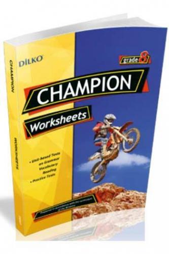 Dilko Yayıncılık 8. Sınıf Champion Worksheets Komisyon