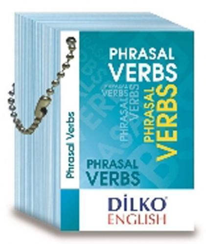 Dilko Yayınları Phrasal Verbs Kelime Kartı