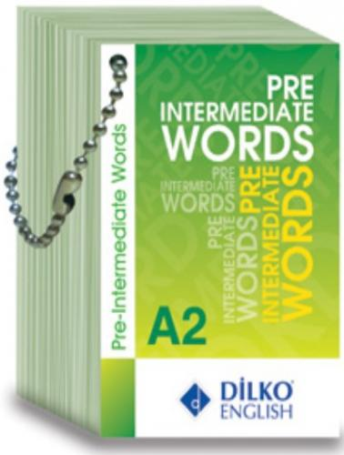 Dilko Yayınları Pre Intermediate Words A2