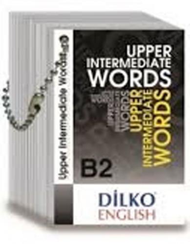 Dilko Yayınları Upper Intermediate Words B2 Kelime Kartı