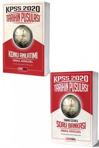 Doğru Tercih Yayınları 2 li Set 2020 KPSS Tarihin Pusulası Konu Soru Seti