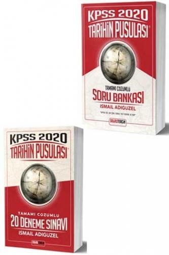 Doğru Tercih Yayınları 2020 KPSS Tarihin Pusulası Soru Deneme Seti