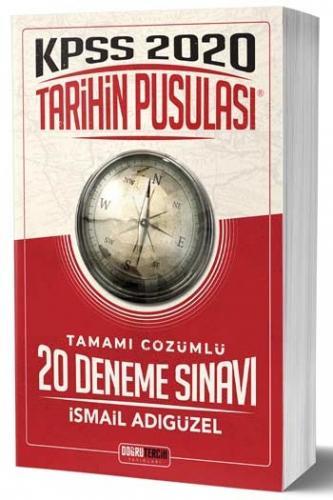 Doğru Tercih Yayınları 2020 KPSS Tarihin Pusulası Tamamı Çözümlü 20 De