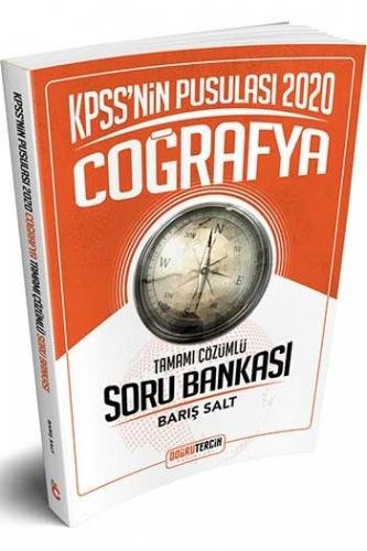 Doğru Tercih Yayınları 2020 KPSS'nin Pusulası Coğrafya Tamamı Çözümlü Soru Bankası