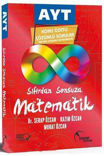 Doktrin Yayınları AYT Sıfırdan Sonsuza Matematik Konu Özetli Soru Bankası