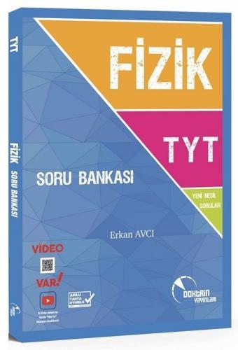 Doktrin Yayınları TYT Fizik Soru Bankası %35 indirimli Erkan Avcı
