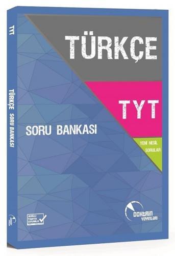 Doktrin Yayınları TYT Türkçe Soru Bankası %40 indirimli Komisyon