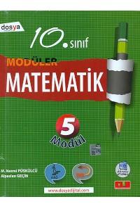 Dosya Yayınları 10. Sınıf Matematik 5 Modül Konu Anlatımlı