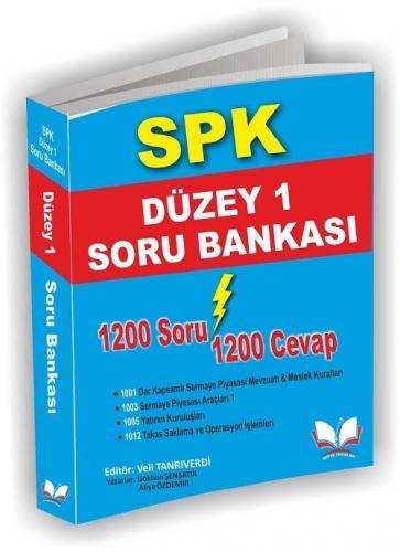 Roper SPK SPF Lisanslama Düzey-1 Soru Bankası %40 indirimli