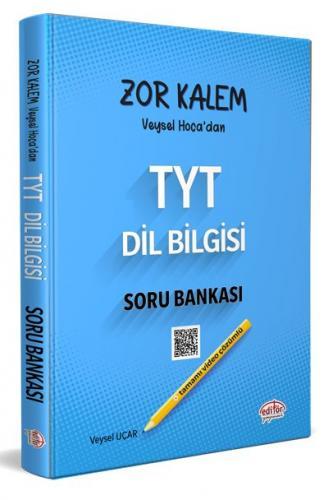 Editör Yayınları TYT Zor Kalem Veysel Hocadan Dil Bilgisi Soru Bankası