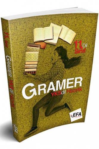 Benim Hocam 11. Sınıf YKSDİL Gramer Kitabı EFA Serisi