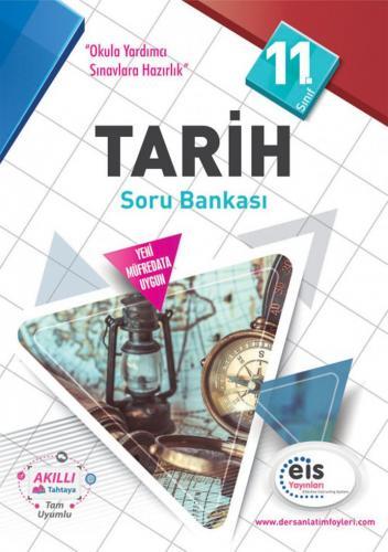 Eis Yayınları 11. Sınıf Tarih Soru Bankası