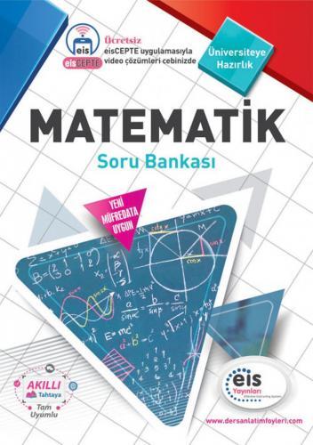 Eis Yayınları Üniversiteye Hazırlık Matematik Soru Bankası