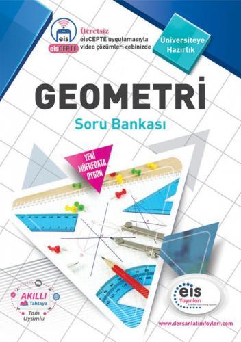 Eis Yayınları Üniversiteye Hazırlık Geometri Soru Bankası Komisyon