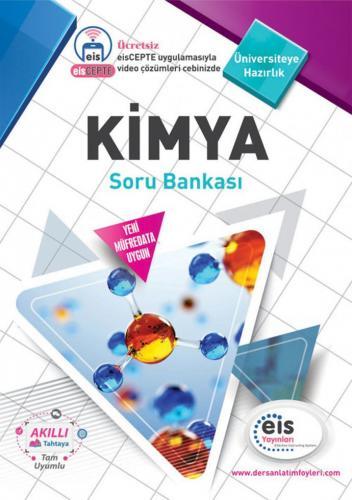 Eis Yayınları Üniversiteye Hazırlık Kimya Soru Bankası