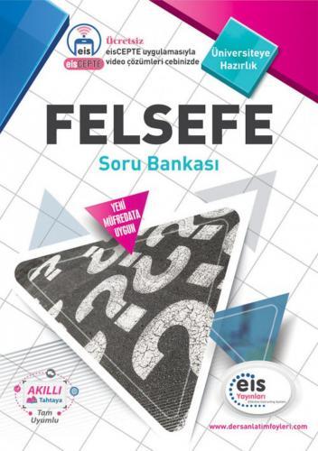 Eis Yayınları Üniversiteye Hazırlık Felsefe Soru Bankası