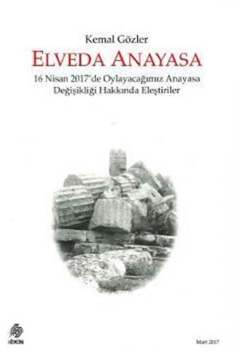 Ekin Elveda Anayasa