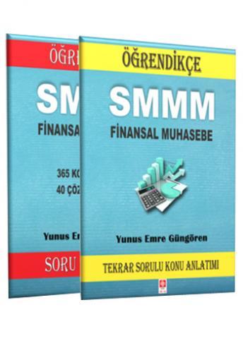 Ekin SMMM Öğrendikçe Finansal Muhasebe 2 Kitap