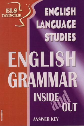 ELS English Language Studies English Grammar Inside Out - Nesibe Sevgi Öndeş