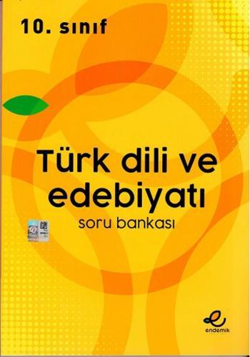 Endemik Yayınları 10. Sınıf Türk Dili ve Edebiyatı Soru Bankası %30 in