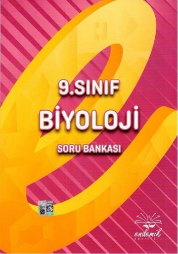 Endemik 9. Sınıf Biyoloji Soru Bankası
