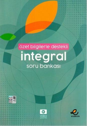 Endemik Yayınları İntegral Özet Bilgiler Destekli Soru Bankası Komisyo