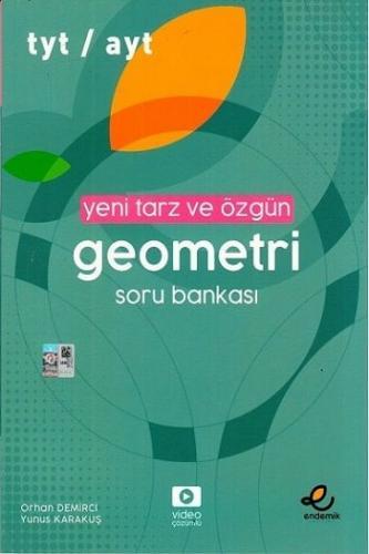 Endemik Yayınları TYT AYT Geometri Özet Bilgilerle Destekli Yeni Tarz ve Özgün Soru Bankası