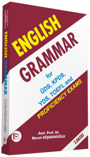 English Grammar For ÜDS KPDS YDS TOEFL and Proficiency Exams
