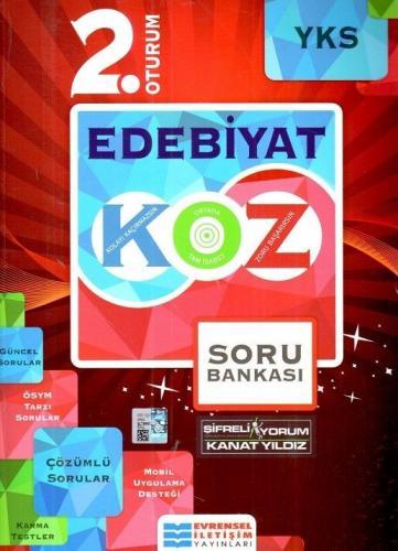 Evrensel İletişim YKS 2. Oturum Edebiyat KOZ Serisi Soru Bankası