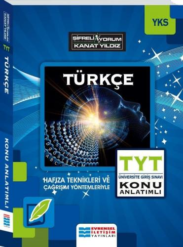 Evrensel İletişim YKS TYT Türkçe Konu Anlatımlı