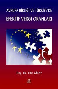 Ezgi Avrupa Birliği ve Türkiye'de Efektif Vergi Oranları