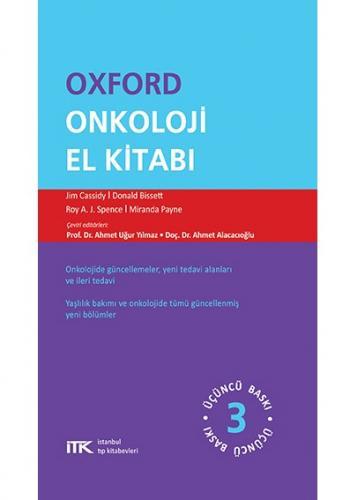 İstanbul Tıp Oxford Onkoloji El Kitabı