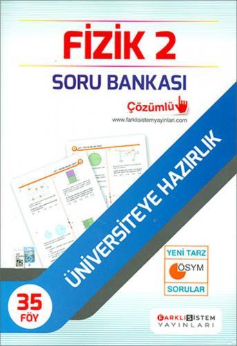 Farklı Sistem Yayınları AYT Fizik 2 Soru Bankası