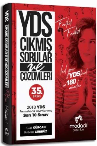 Modadil YDS Fasikül Fasikül Son 10 Sınav Çıkmış Sorular ve Çözümleri
