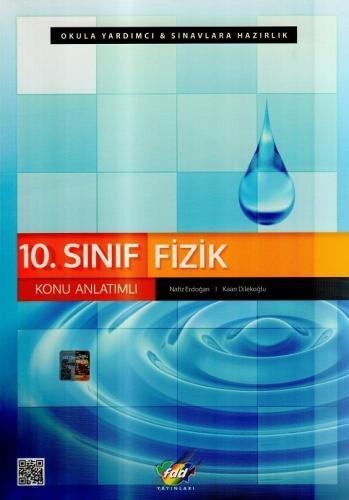 FDD 10. Sınıf Fizik Konu Anlatımlı