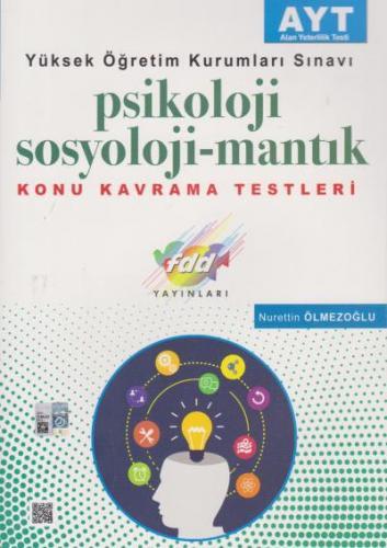 FDD AYT Psikoloji Sosyoloji Mantık Konu Kavrama Testleri