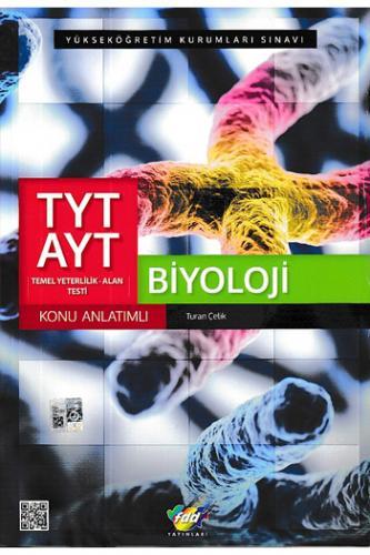 FDD TYT AYT Biyoloji Konu Anlatımlı