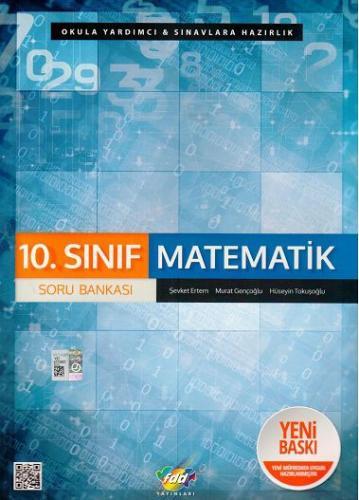 FDD 10. Sınıf Matematik Soru Bankası