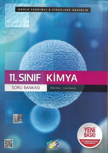 FDD 11. Sınıf Kimya Soru Bankası