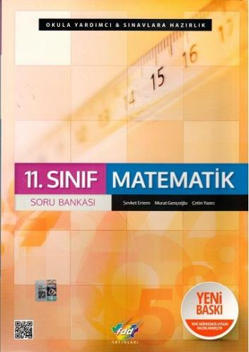 FDD 11. Sınıf Matematik Soru Bankası