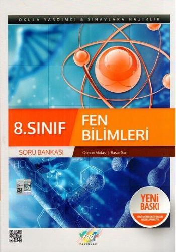 FDD 8. Sınıf Fen Bilimleri Soru Bankası