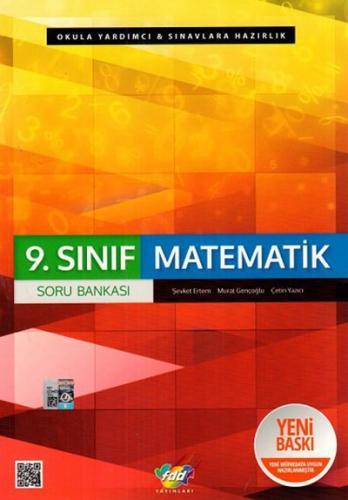 FDD 9. Sınıf Matematik Soru Bankası