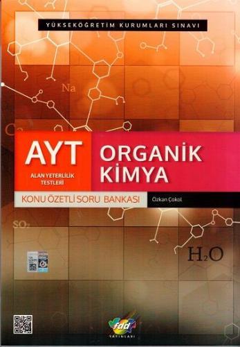 FDD AYT Organik Kimya Konu Özetli Soru Bankası