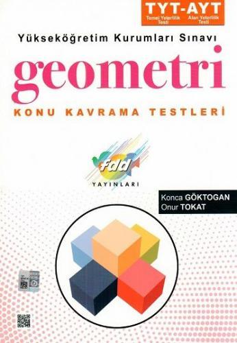 FDD TYT AYT Geometri Konu Kavrama Testleri