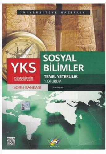 FDD YKS 1. Oturum Temel Yeterlilik Sosyal Bilimler Soru Bankası %45 in