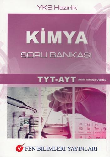 Fen Bilimleri TYT AYT Kimya Soru Bankası