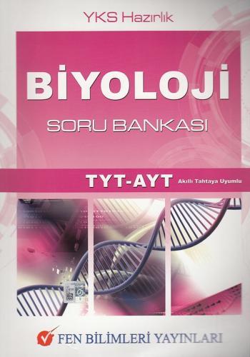 Fen Bilimleri TYT AYT Biyoloji Soru Bankası